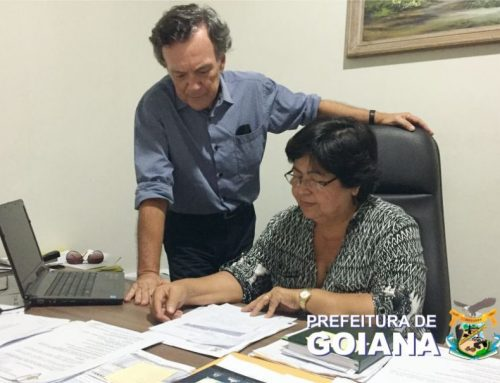 Prefeitura realiza pagamento de folha salarial, GoianaPrevi e fecha acordo para descontos dos empréstimos consignados dos servidores
